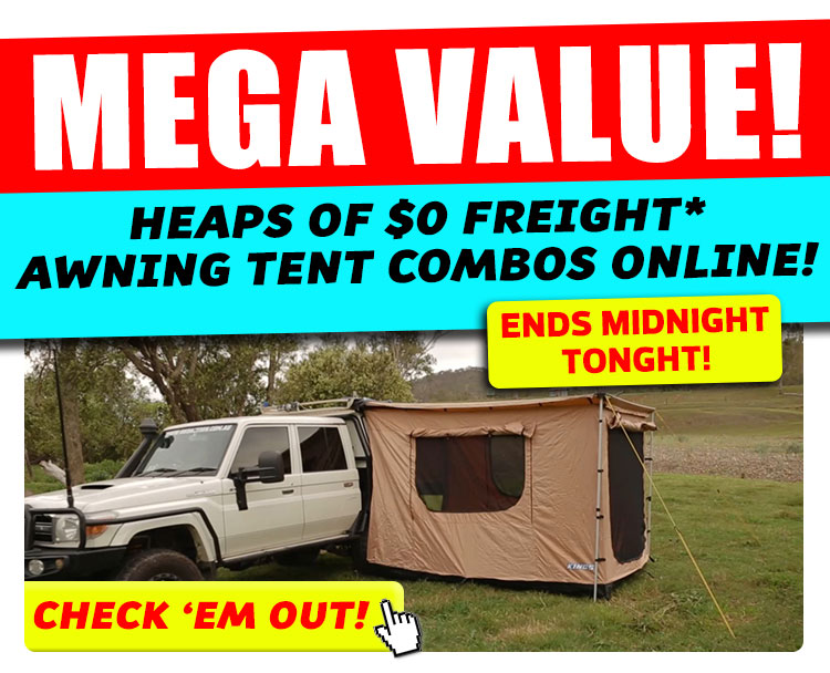 Tigerz 11 , 4WD & Outdoor Products - Australia